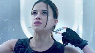女子注入超级寄生虫,身体瞬间拥有再生能力,连子弹都打不死!