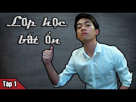 Lớp học bất ổn | Tập 1 | CrisDevilGamer cậu học sinh cá biệt