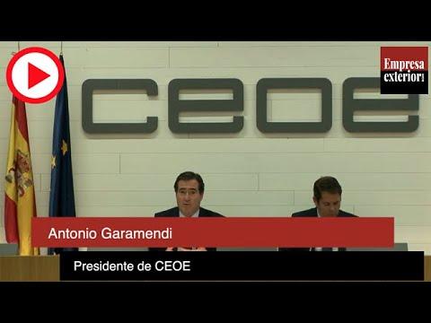 CEOE acuerda con los sindicatos medidas extraordinarias para abordar la problemática laboral por el coronavirus