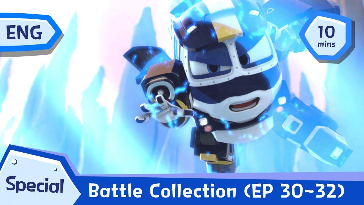 Robottrains S1 Best Battle Scene|FINAL EP 30~32 |Special Compilation