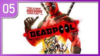 Deadpool - Part 5 ~ My Big Fat Geek Massacre (Gameplay)