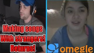 OMEGLE SINGING MAKING SONGS! Omegle Music Reactions Ep.3