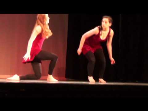 Dance Blast Curtis High School /  Francesca Gabriella Guecia