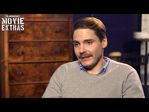 The Zookeeper's Wife | On-set visit with Daniel Brühl 'Lutz