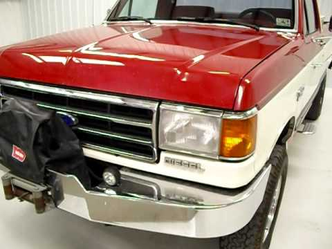 Ready To Roll 1989 7.3 Liter Diesel Reg Cab XLT Lariat F-250 Pick Up, THIS IS A WINNER!!!