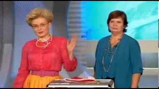 """""""Жить Здорово!"""" - эфир 20.11.13. """"Рано радоваться"""". Елена Малышева."""