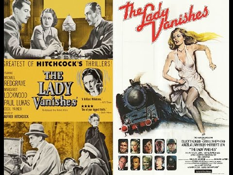 The Lady Vanishes | Margaret Lockwood, Michael Redgrave, Paul Lukas, Dame May Whitty