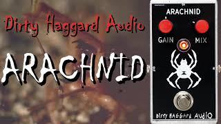 Harsh Tones || Dirty Haggard Audio Arachnid || Rippin' Fender Blender Octave Fuzz || Pedal Demo