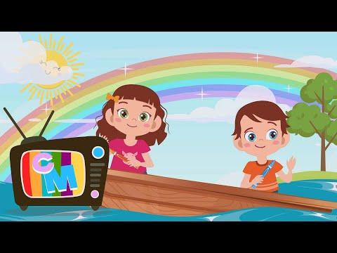 Culorile  – Clopotelul Magic  – cantece pentru copii  – Cantece pentru copii in limba romana