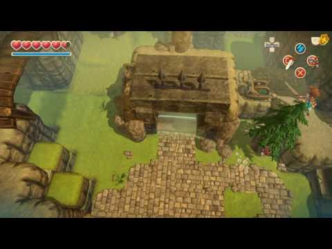 Oceanhorn Island Of Whispers - The Search For The Cursed Skulls Pt2