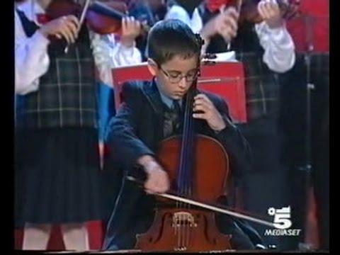 August Nolk - Concertino in La minore per violoncello (Stefano Cerrato, 1997)