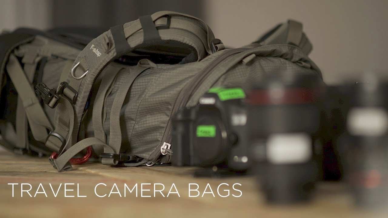 The Best Travel Camera Bag