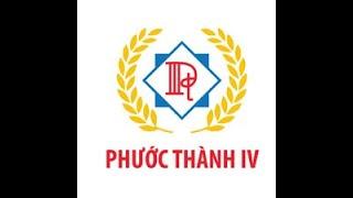 Công ty TNHH Sản xuất – Thương mại Phước Thành IV