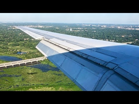 Delta Air Lines – McDonnell Douglas MD-90 – MCI-MSP – Takeoff and Landing – Inflight Series Ep. 87