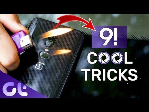 Top 9 OnePlus 6 Camera Tricks: Unleash the Camera   Guiding Tech