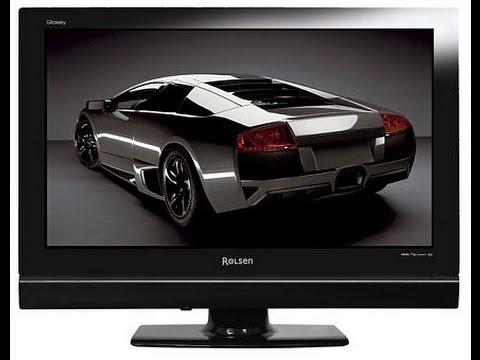 видео: Ремонт телевизора rolsen rp-32h20. Белый экран.