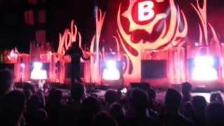Bülent Ceylan - Wien Stadthalle 15.06.2013 - Futlapperl Arena :-)