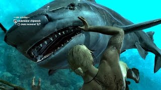 Repeat youtube video Assassin's Creed 4 Black Flag  Underwater Exploration & Kills