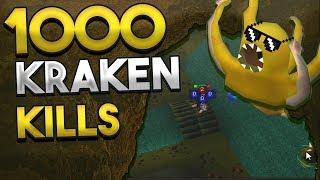 Loot From 1,000 Kraken