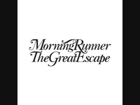 Morning Runner - The Great Escape (Live at Reading Fez Club)