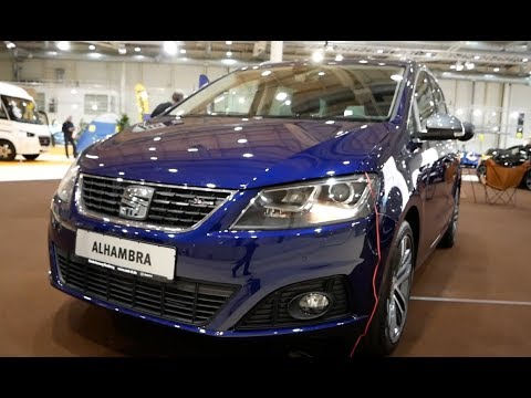 2020 New Seat Alhambra FR Line Exterior And Interior