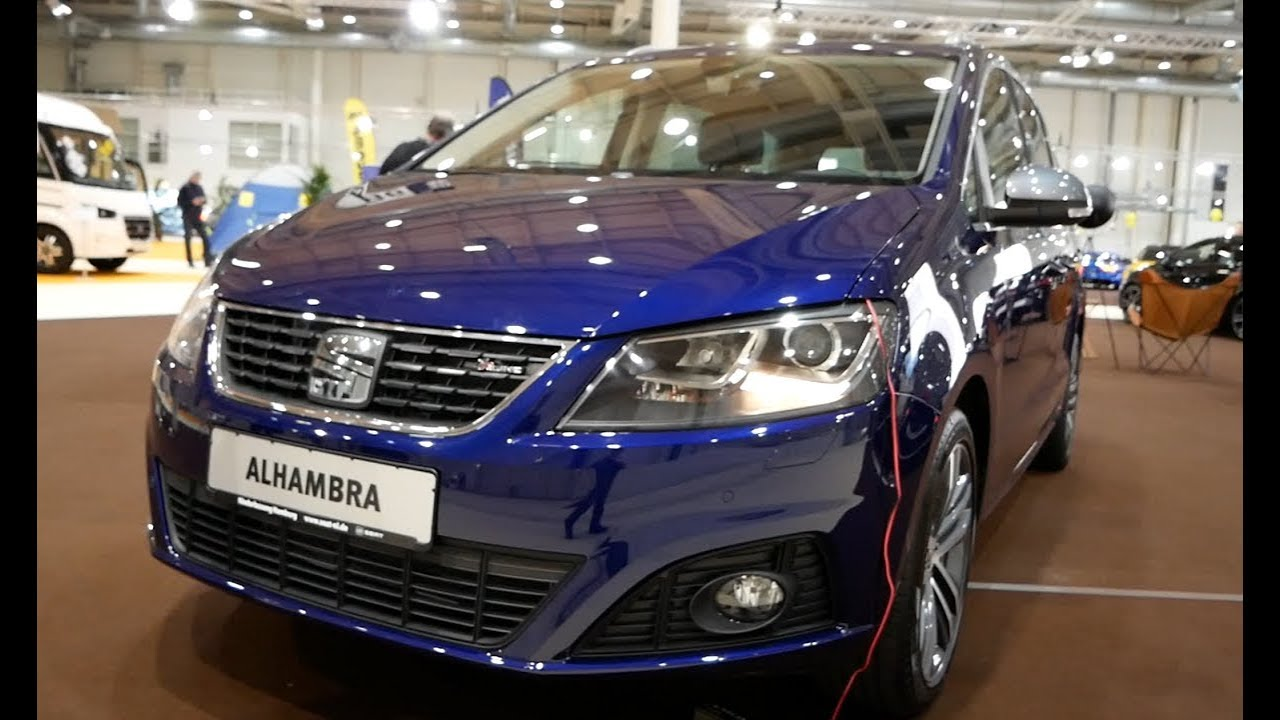2020 Seat Alhambra Redesign and Concept
