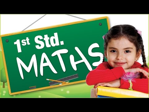 Mathematics For Class 1 | Learn Maths For Kids | Maths Made
