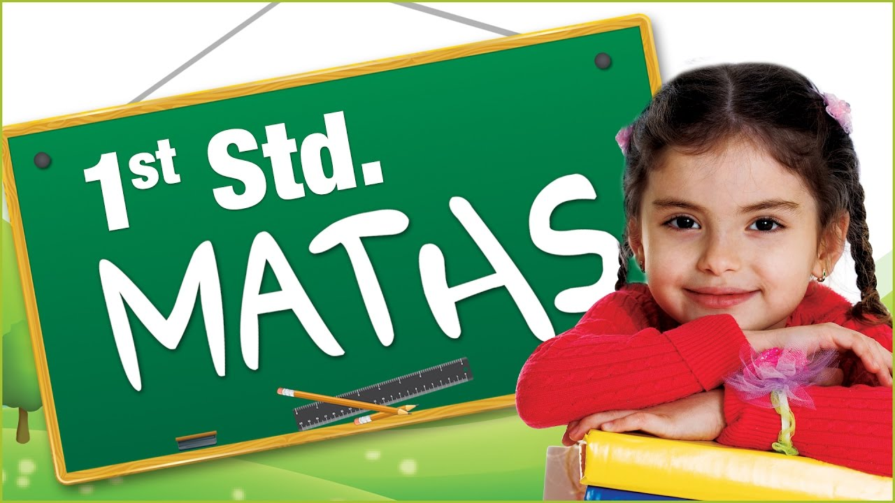 Mathematics For Class 1 | Learn Maths For Kids | Maths Made Easy | Math\'s  For Class 1