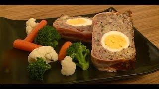 Ručak za sutra s Podravkom: Rolada od mljevenog mesa