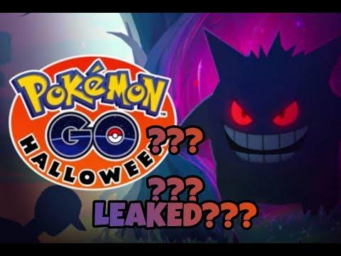 Pokémon Go Halloween Event Leaked thumbnail