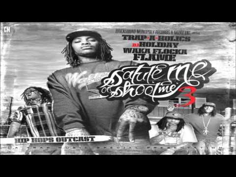 Waka Flocka Flame - Salute Me Or Shoot Me 3 (Hip Hops Outcast) [FULL MIXTAPE + DOWNLOAD LINK] [2011]