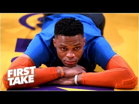 Russell Westbrook's jump shot key to OKC's championship hopes - Max Kellerman | First Take