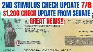 Second Stimulus Check| HUGE Update (Will You Qualify?)