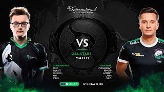 BurNIng vs rOtK, The International 2018, Playoff, Showmatch