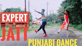 Expert jatt//punjabi dance//choreograph by Amit sharma