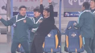 2017年4月11日(火)に行われたAFCチャンピオンズリーグ グループステー...