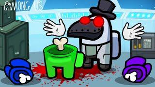 AMONG US - ¡¡DOCTOR PLAGA!! ¡¡EL MAESTRO IMPOSTOR!!