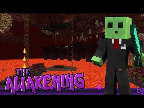Il Nether è Troppo DIFFICILE! The Awakening E7