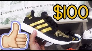 Best Budget SNEAKER SHOPPING GUIDE FOR 2018 // ep.1 ($100)