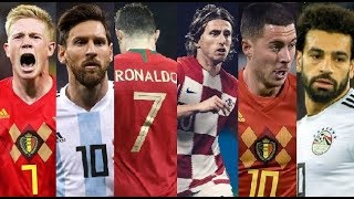 Who is World's Best Player 2017 - 2018 ? Vote Now