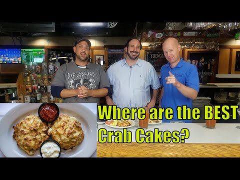 Best Crab Cakes In Baltimore - Maryland
