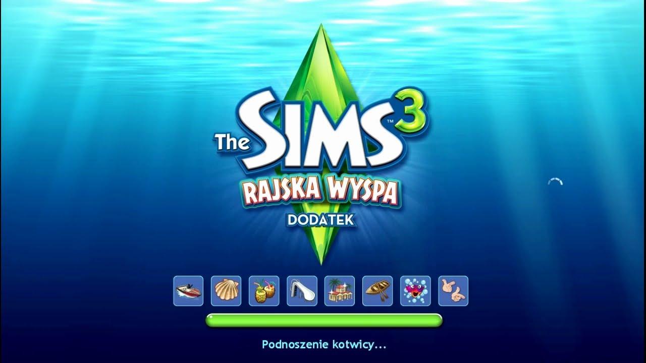 First Look The Sims 3 Rajska Wyspa Cz 1 Pogrywamy Z Wyspiarskim Stylem