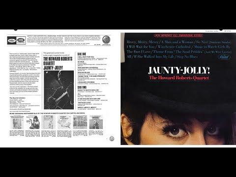 The Howard Roberts Quartet - Jaunt-Jolly! (Capitol, 1967) [Stereo]