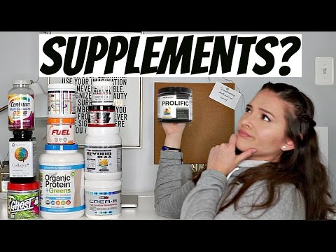 Supplements I Currently Use | Campus Protein Fuel Pre Workout Review