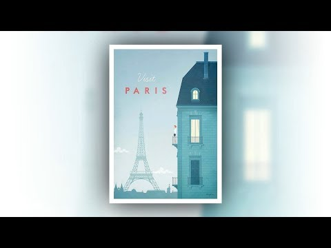 Henry Rivers : contemporary travel posters