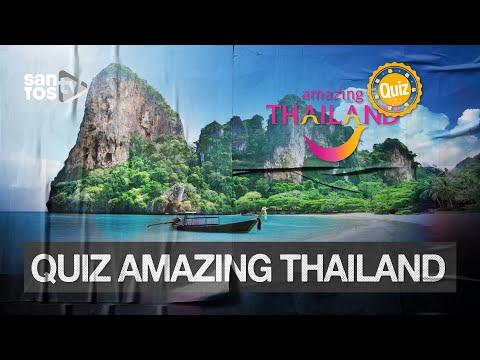 O QUE VOCÊ SABE SOBRE A TAILÂNDIA? | QUIZ AMAZING THAILAND EP. 04