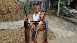 Mao Đại Ca Chế Biến Món Gỏi Cá Mè Truyền Thống - Tưởng Không Ngon mà Ngon Không Tưởng