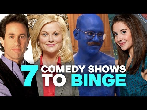 7 Comedy s to Binge Watch