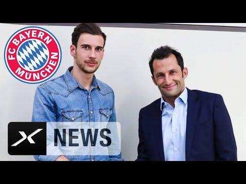 Wechsel fix! Leon Goretzka ab Sommer bei Bayern |...