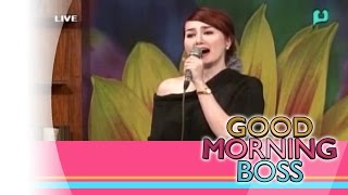 [Good Morning Boss] Performing Live Michelle Ortega [07|09|15]